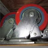Roue fiable durable sûre de chasse d'échafaudage pour la construction