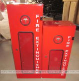 Gabinete de aço do extintor de incêndio com indicador de vidro