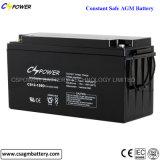 Hochleistungs- 12V UPS u. tiefe Schleife AGM-Solarspeicherbatterie