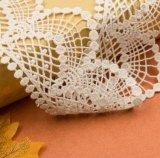 Heiß-Verkauf der gestickten Rand-Spitzes für Tischwäsche-Dekoration