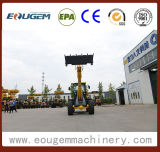 Eougem Telescopic Boom Wheel Loader T2000 avec palette fourche