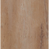 Étage en bois de vinyle de PVC de cliquetis de Lvt de planche neuve de tailles importantes