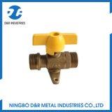 Válvula de bola de gas de baja presión