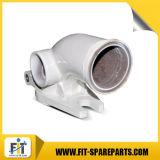 Pièce de pompe à béton Zoomlion originale Oulet Elbow
