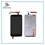 Экран касания LCD мобильного телефона для агрегата стекла цифрователя индикации HTC одного x