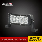 "10 ""36W Hot Sell Spot Beam 12V LED Car Light Bar LED 4X4 Truck Working Light Bar"