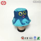 Cappello molle della protezione di modo delle donne della pianura del blu marino molle blu del cotone