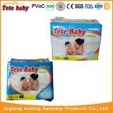 Устранимые супер мягкие Breathable пеленки младенца с самым дешевым ценой