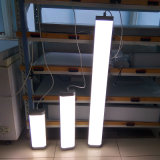 1.2m 50W het Geen Waterdichte LEIDENE van de Trilling IP65 Licht van het Comité met Octrooi