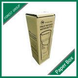 컵을%s 접히는 발송 브라운 Kraft 종이 수송용 포장 상자