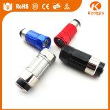 Mini-LED Zigaretten-Feuerzeug-Gewitterleuchte des Fabrik-Preis-