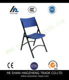 Schwarz-Plastikfalz-Stuhl der Kapazitäts-Hzpc061