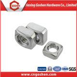 DIN557 noix carrée de l'acier inoxydable 304