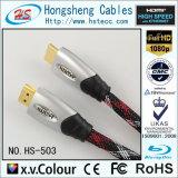 Neues Kabel-Audiokabel der Geschwindigkeit-HDMI mit Ethernet