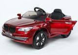 Jouet électrique de bébé sur le véhicule de conduite