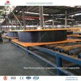 Roulements en caoutchouc de fil pour la construction de construction et de passerelle