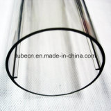 Hochtemperaturwiderstand transparentes Pctg Gefäß