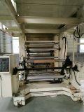 フィルムのために4モーターおよびPLC制御乾燥した薄板になる機械の使用される