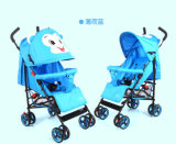 Carrinho de criança de bebê de dobramento de pouco peso confortável de venda quente (ly-a-31)