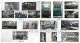 da parte dianteira profunda do ciclo de 200ah 12V bateria terminal FL12-200 do gel