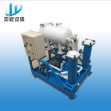 Systeem van de Filter van de Zak van het roestvrij staal het Mobiele met het Systeem van de Filter van de Pomp/van het Water