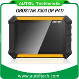 2016년 Obdstar X300 Dp 패드 정제 자동 중요한 프로그래머 거리계 조정 가득 차있는 윤곽 Dp 패드 X300 중요한 프로그래머