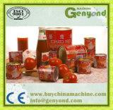 Automatisches Edelstahl-Tomatenkonzentrat, das Maschine herstellt