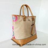 중국 공급자 여자 형식 PU Pringting 핸드백 (NMDK-041814)