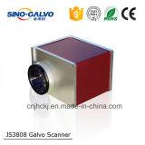 Het Systeem van de Scanner CO2/YAG Js3808 Galvo van de Scherpe Machine van de laser deel-efficiënt