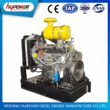 Вода Weifang 130kw охладила двигатель дизеля 6 цилиндров