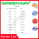보디 빌딩 보충교재를 위한 Sarms 약제 화학 분말 Gw501516