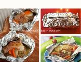 Papel de aluminio para el envasado de alimentos