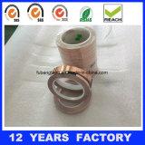 EMI 0.07mm защищая проводную слипчивую медную ленту фольги для свободно образцов