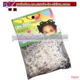 O cabelo plástico une presente do negócio da decoração do cabelo dos bebés o melhor (P3021)