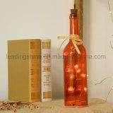 Botella ligera del LED para la decoración casera con las dimensiones de una variable de Cutie adentro