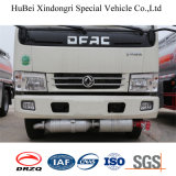 5cbm Dongfeng Euro 4 Fuel Tank Truck