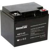 bateria acidificada ao chumbo de 12V 45ah