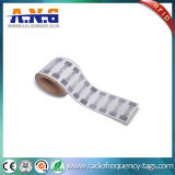 De largo alcance RFID UHF Tag Stickers para Activos mamagement