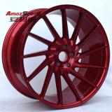 20, колесо сплава 22 дюймов глубокое вогнутое с PCD 5X112-120