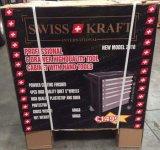 Nuevo tipo conjunto de herramienta suizo de Kraft de la carretilla (FY228A4) de 6 cajones