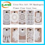Ultradünner weicher TPU Mandragora-Blumen-Raum-Deckel-Fall für iPhone7
