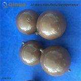 Kundenspezifisches Gummiteil-Bodenende Viton Gummi