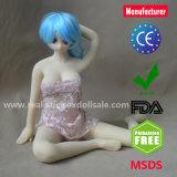 Doll van de Liefde van het Silicone van de Hoogste Kwaliteit van 65cm Levensgroot Japans