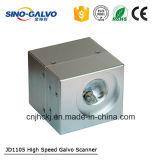 Pista de exploración de alta velocidad del Chino-Galvo Jd1105 para la máquina de la marca del laser