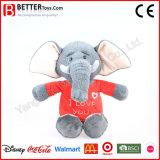 صنع وفقا لطلب الزّبون [ستثفّ نيمل] فيل يرتدي قماش