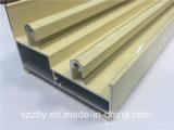 Forage de usinage de couleur en aluminium d'extrusion/soudure/profil anodisé de dépliement