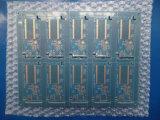 El doble echó a un lado PWB tarjeta de circuitos impresos del PWB de 2 capas