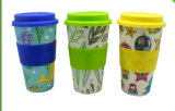 BPA는 해방한다 Eco 대나무 섬유 찻잔 (YK-BC1017)를