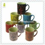 tazas de café de cerámica personalizadas tradicionales 11oz