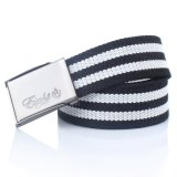 Fashion Girl and Boy Webbing Ceinture Buckle Militaire (RS13002)